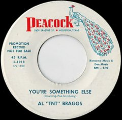 You're Something Else / Easy Rock