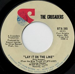 Lay It On The Line / Let's Boogie