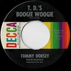 T.D.'s Boogie Woogie / Opus Two