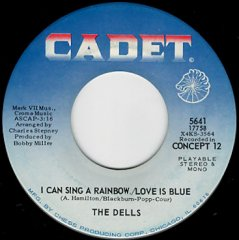 I Can Sing A Rainbow-Love Is Blue / Hallelujah Baby