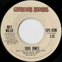 Soul Jones / Keep On Smilin'