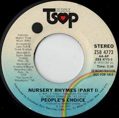 Nursery Rhymes (stereo) / (mono)
