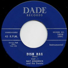 Dish Rag (pt.1) / (pt.2)