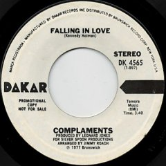 Falling In Love (stereo) / (mono)