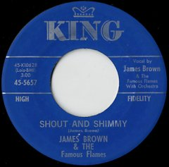 Shout And Shimmy / Come Over Here