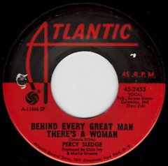 Behind Every Great Man There's A Woman / Cover Me