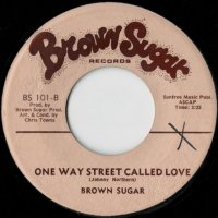 One Way Street Called Love / Somebody Stronger