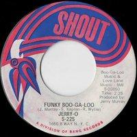 Funky Boo-Ga-Loo / Push Push