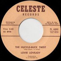 The Huckle-Buck Twist / Late Late Blues