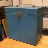7inch Record Case - Blue