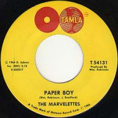 Paper Boy / You're The One