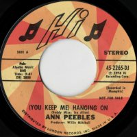 (You Keep Me) Hanging On (stereo) / (mono)