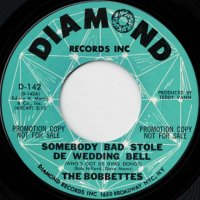 Somebody Bad Stole De Wedding Bell / Close Your Eyes