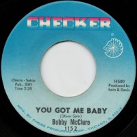 You Got Me Baby / Peak Of Love
