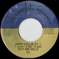 Happy Feelin' (pt.1) / (pt.2)
