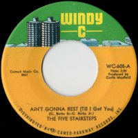 Ain't Gonna Rest (Till I Get You) / You Can't See
