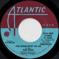 The Show Must Go On (stereo) / (mono)