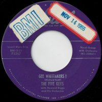 Gee Whittakers ! / 'Cause You're My Lover