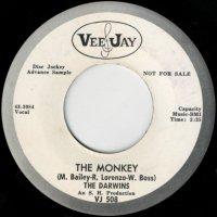The Monkey / The Monkey Sax