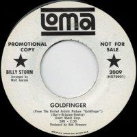 Goldfinger / Debbie And Mitch