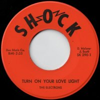 Turn On Your Love Light / I Who Have Nothing