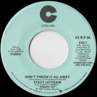 Don't Throw It All Away (stereo) / (mono)