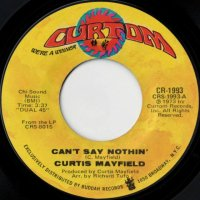 Can't Say Nothin' / Future Song