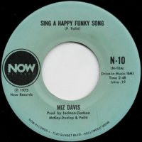 Sing A Happy Funky Song / (disco ver)