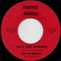 Little Miss Happiness / Over The Mountain