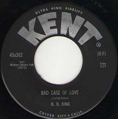 Bad Case Of Love / You're Breaking My Heart