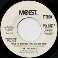When The Brothers Come Marching Home (stereo) / (mono)