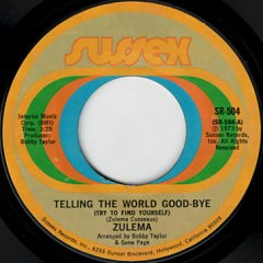 Telling The World Good-Bye / Tree