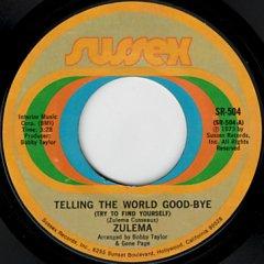 Telling The World Good-Bye / Tree