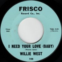 I Need Your Love (baby) / You Told Me