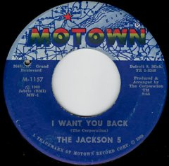 I Want You Back / Who's Lovin You