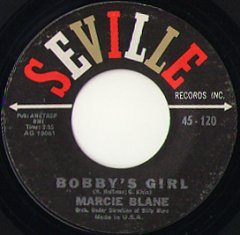 Bobby's Girl / A Time To Dream