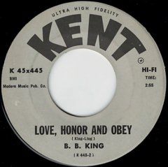 Love, Honor And Obey / 5 Long Years