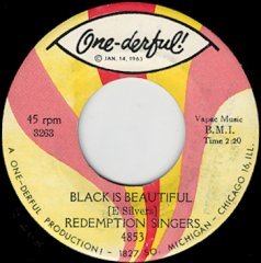 Black Is Beautiful / Honey In The Bee-Bo