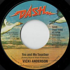 You And Me Together (song) / (rapp)