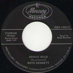Boogie Bear / A Boy Can Tell