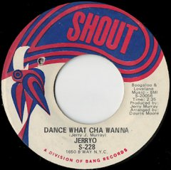 Dance What Cha Wanna / Afro-Twist Time