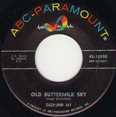 Old Buttermilk Sky / Into Each Life Some Rain Must Fall