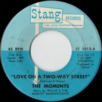 Love On A Two-Way Street / I Won't Do Anything