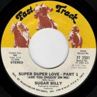 Super Duper Love (pt.1) / (pt.2)