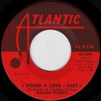 I Found A Love (pt.1) / (pt.2)