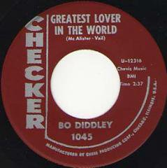 Greatest Lover In The World / Surfer's Love Call