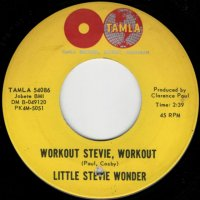 Work Out Stevie, Workout / Monkey Talk