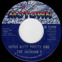 Little Bitty Pretty One / If I Have To Move A Mountain