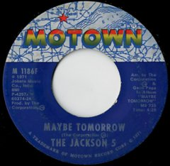 Maybe Tomorrow / I Will Find A Way