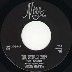 The River Is Wide / Girl Without A Boy